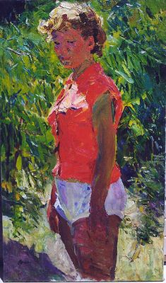 Mikhail Antonchik - Svetlana, Study in the Sun