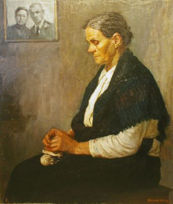Yuri Belov - Grandmother, 1948