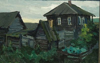 Alexander Godunov - Old House