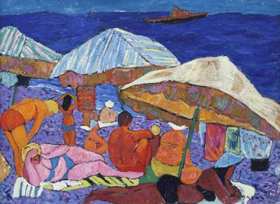 Valeri Kokurin - On the Beach