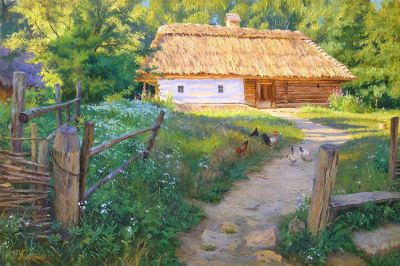 Gennadi Kirichenko - The Hut