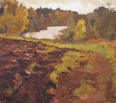 Anatoli Levitin - Fresh Tilled Soil, 1983