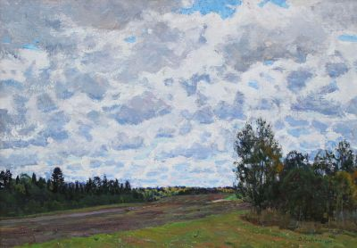 Dmitri Maevski - Cloudy Day, 1977
