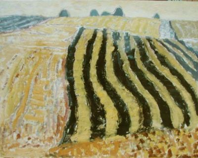 Sold Works: Gavriil Malysh - Field