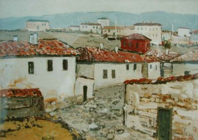 Sold Works: Gavriil Malysh - Daghestan