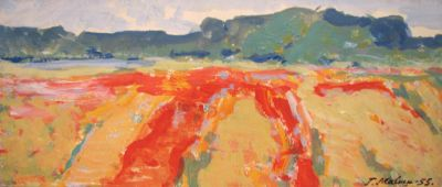 Sold Works: Gavriil Malysh - South Field