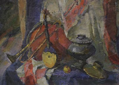 Sergei Posipai - Samovar and Instruments, 1964
