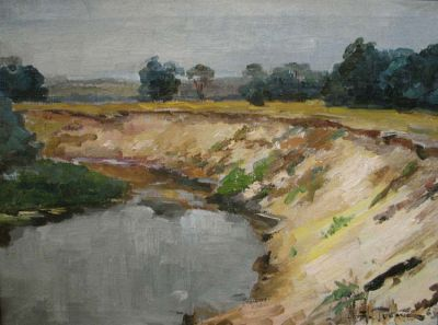 Erikh Rebane - The Plussa River, 1963