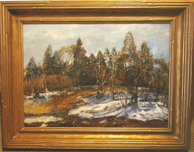 Konstantin Senchugov - Early Spring