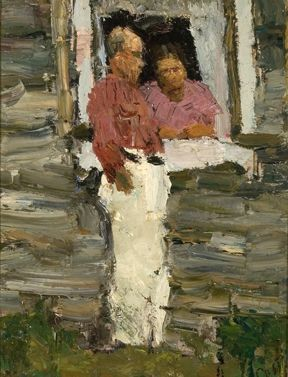 Sold Works: Vladimir Skryabin - Conversation