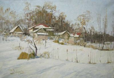 Boris Spornikov - Day in Sedneva