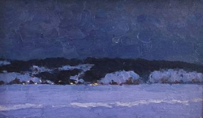 New Works - Winter Twilight