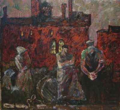 Sold Works: Vladimir Skryabin - Putovski Factory