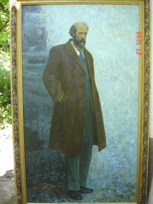 Sold Works: Boris Spornikov - Solzhenitsyn