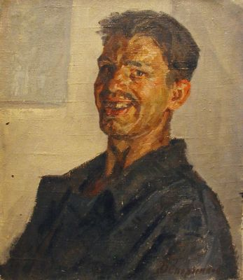 Boris Spornikov - Smiling Man