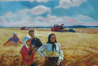 Evdokiya Usikova - Bountiful Harvest