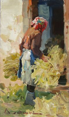 Select Sold Works: Ivan Vityuk - Home Chores