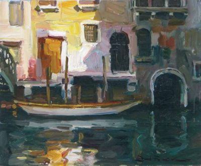 Select Sold Works: Ivan Vityuk - Venice