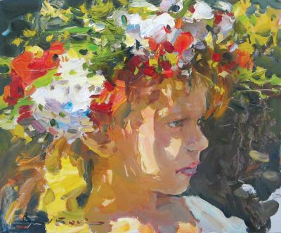 Select Sold Works: Ivan Vityuk - Sunny