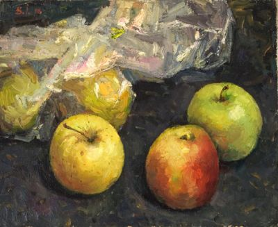 Select Sold Works: Ivan Vityuk - Apples
