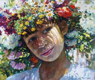 Select Sold Works: Ivan Vityuk - In Solar Freckles
