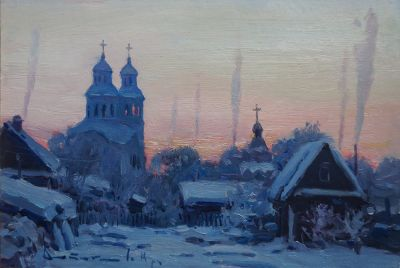Select Sold Works: Ivan Vityuk - Ringing Frost