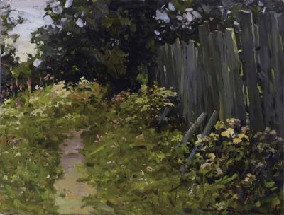 Select Sold Works: Ivan Vityuk - Secret Footpath
