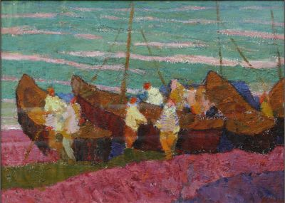 Vladimir Yukin - Fishing Fleet