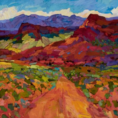  Select Sold Works: Larisa Aukon - There is Always a Road