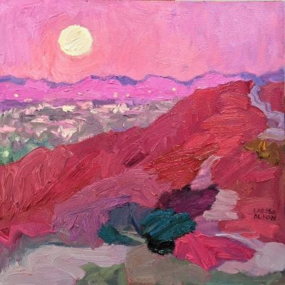 Larisa Aukon - Full Moon