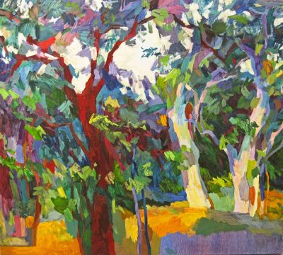  Select Sold Works: Larisa Aukon - Undiscovered
