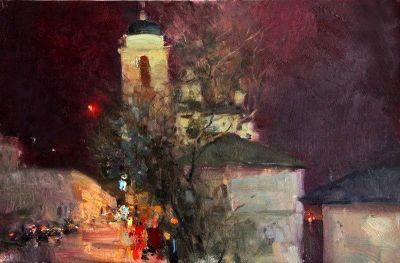 Alexander Bobrov - Night Walk