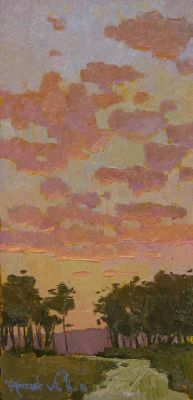 Select Sold Works: Aleksander Britsev - Sunrise