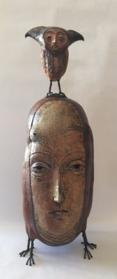 Select Sold Works: Gumaelius - Bird Head