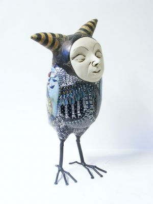 Select Sold Works: Gumaelius - Vested Owl