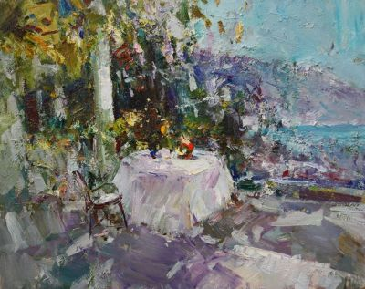 Andrey Inozemtsev - On the Terrace