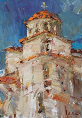 Andrey Inozemtsev - Church of the John the Baptist