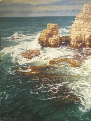 Gennadi Kirichenko - Crashing Surf