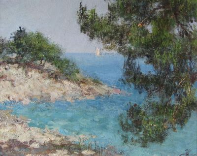 Irina Novikova - Summer on the Coast