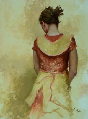 Select Sold Works: Marci Oleszkiewicz - The Apron