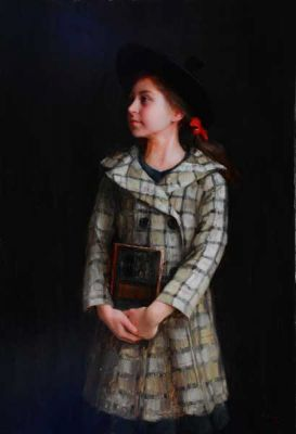 Select Sold Works: Marci Oleszkiewicz - Autumn Coat
