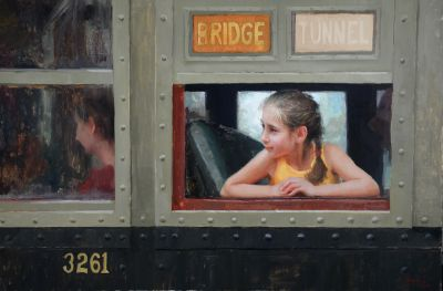 Select Sold Works: Marci Oleszkiewicz - Are We There Yet