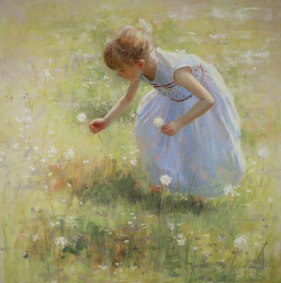 Select Sold Works: Marci Oleszkiewicz - Jewels of The Field