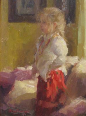Select Sold Works: Marci Oleszkiewicz - Window Light
