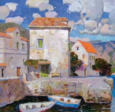 Select Sold Works: Denis Sarazhin - House in Stolivye