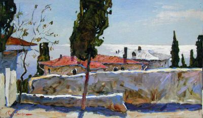 Select Sold Works: Denis Sarazhin - Sunny