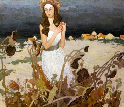 Denis Sarazhin - Harvest Evening