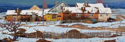 Denis Sarazhin - Carpatian Winter
