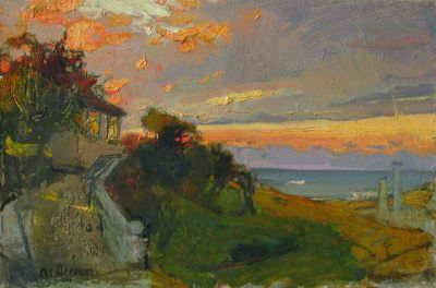 Igor Shipilin - Sundown in Khersones