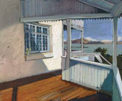  Select Sold Works: Igor Shipilin - Volshins House in Koktobel